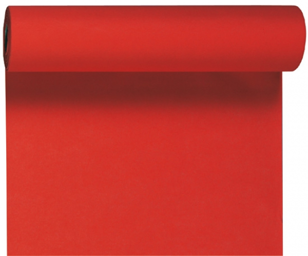 Tafelplacemats Dunicel 0,4x24m Rood