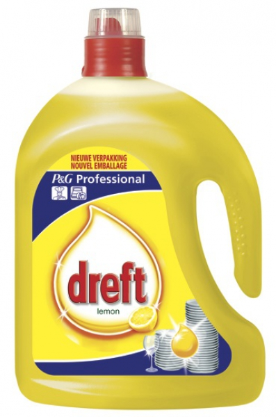 Dreft Professional Lemon Handafwasmiddel