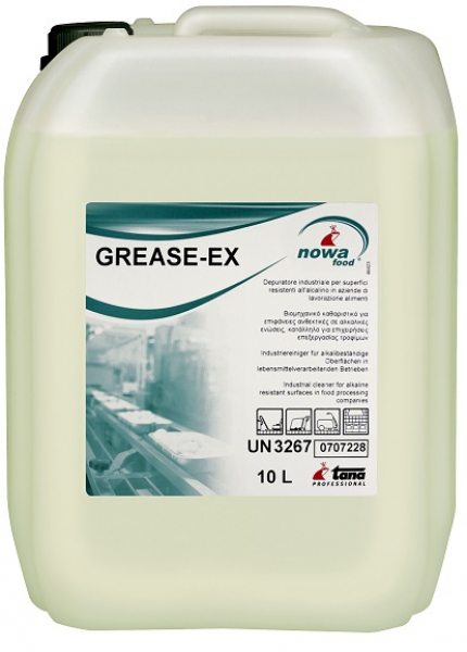 Ontvetter Nowa Grease-Ex Tana Professional