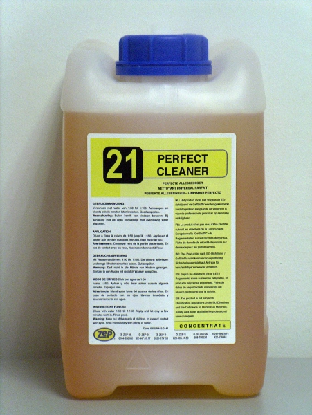 Allesreiniger Zep Perfect Cleaner Kds 21 Concentrate