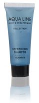 Tubes Shampoo Seaweed Blue Indian Ocean 30ml