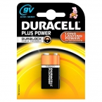 Duracell Batterijen Plus Power 9V 6LR61 MN1604 Blauw