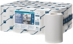 Tork Reflex Wiping Paper Plus M3 Mini Wit 1-laags
