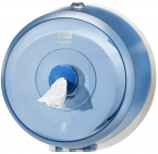 Dispenser Tork SmartOne Mini Toiletpapier Blauw T9