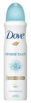Dove Mineral Touch Deodorant