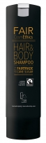 Hair & Body Shampoo Fair Cosmethics Smart Care Systeem
