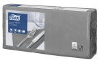 Servetten Tork Lunch Advanced 33x33cm Grey 2lg. 4-vouw