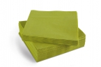 Servetten Tork Lunch Advanced 33x33cm Pistachio 2lg. 4-vouw