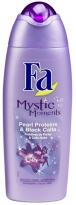 Fa Shower Cream Mystic Moments Pearl Proteins & Black Calla