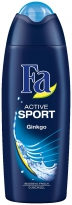 Fa Shower Gel Active Sport Ginkgo