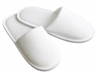 Slippers Inp Wit 5mm Sole Gesloten Teen