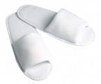 Slippers Inp Wit 5mm Sole Open Teen