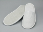 Slippers Florence White 3mm Sole Closed Toe