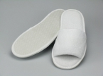 Slippers Florence White 3mm Sole Open Toe