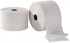 Toiletpapier Jumbo Rol Mini Wit 165m 2-laags (T010)