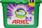 Wasmiddel Tabs Ariel Colour&Style 3in1 Pods
