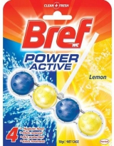 Bref WC Power Activ Lemon Wc Blok