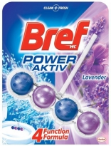 Bref WC Power Activ Lavendel Wc Blok