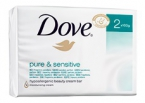 Dove Beauty Cream Bar Pure & Sensitive Zeep