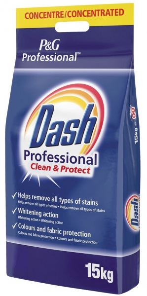 Waspoeder Dash Professional Clean & Protect