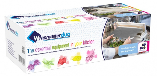 Dispenser Wrapmaster Duo